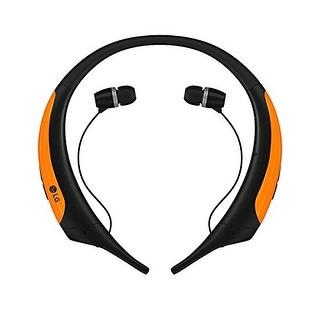 LG Electronics Tone Active Premium Wireless Stereo Headset - Retail - Orange