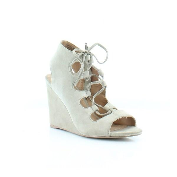 Steve Madden Whistler Women's Heels Grey - 5