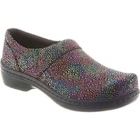 Klogs Women's Mission Northern Light Leather