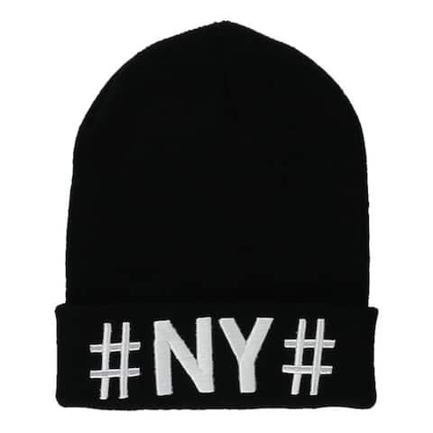 Ecko Unltd. Mens # Ny # Beanie Hat - One Size