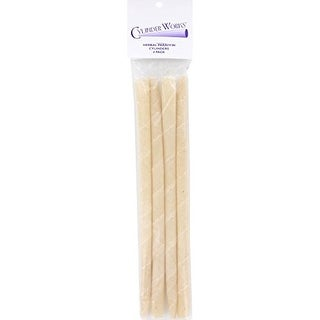 Cylinder Works Herbal Paraffin Ear Candles - 4 Pack