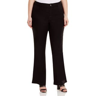 NYDJ NEW Black Women's Size 20W Plus Solid Claire Trousers Pants|https://ak1.ostkcdn.com/images/products/is/images/direct/9b7a2ec01df2e847d19fea676464bf076d1c9c56/NYDJ-NEW-Black-Women%27s-Size-20W-Plus-Solid-Claire-Trousers-Pants.jpg?impolicy=medium