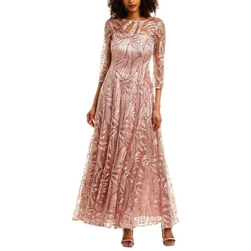 Tahari Asl Gown