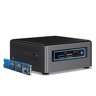 Intel BOXNUC7I7BNHX1 NUC Kit with 16 GB Intel Optane Memory