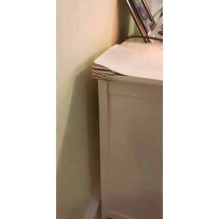 Glory Furniture Daniel 3-drawer Wooden Nightstand