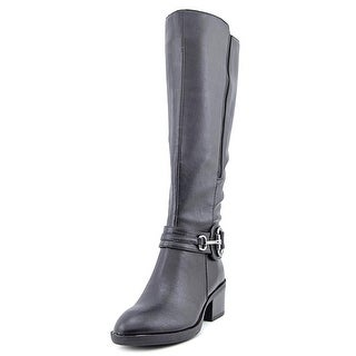 White Mountain Hocus Round Toe Synthetic Knee High Boot