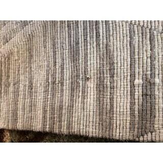 Safavieh Marbella Handmade Vintage Diamond Light Brown/ Ivory Wool Rug (6' x 9')