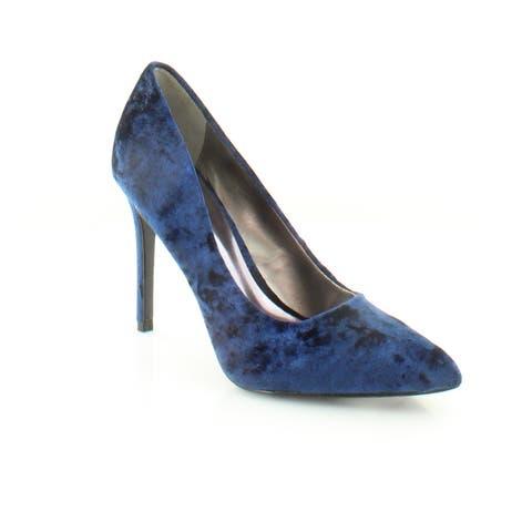 Carlos by Carlos Santana Posy Women's Heels Royal Blue - 6