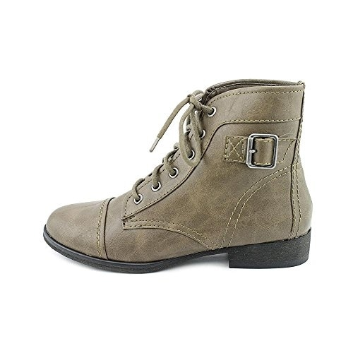 Madden Girl Womens ARMIE Closed Toe Ankle Combat Boots