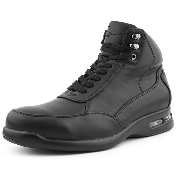 Sio Mens High Top Sneaker Boots Faber Men's Stylish Casual Sneaker. Opens flyout.
