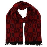 Versace IT00643  100% Wool Mens Scarf - 14-72
