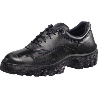 Rocky Work Shoes Womens TMC Postal Oxford Duty Black FQ0005101