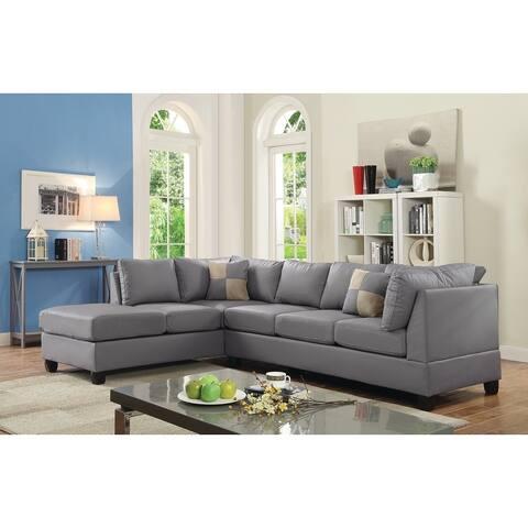 Malone Fabric Sectional Sofa