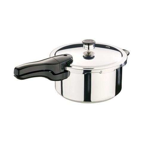 Presto 01341 Stainless Steel Pressure Cooker, 4 Quart