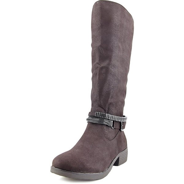 Style & Co Wardd Women Chocolate Boots