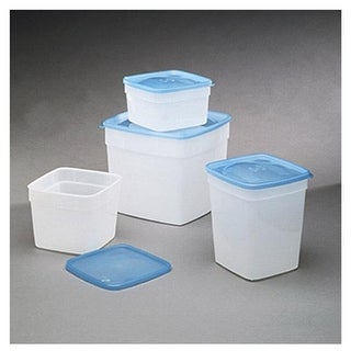 00042 Pt Freezer Container, Pack of 5