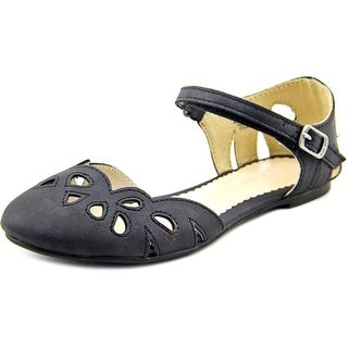 Nine West Felicia Round Toe Synthetic Flats
