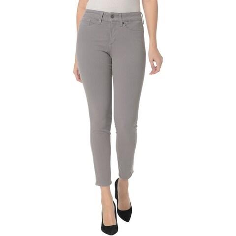 NYDJ Womens Alina Ankle Jeans Denim Lift Tuck Technology