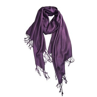 """Link to Beautiful Solid Colors Luxurious Pashmina Scarf Perfect Party Favor - 72"""" x 27"""" Similar Items in Scarves & Wraps"""