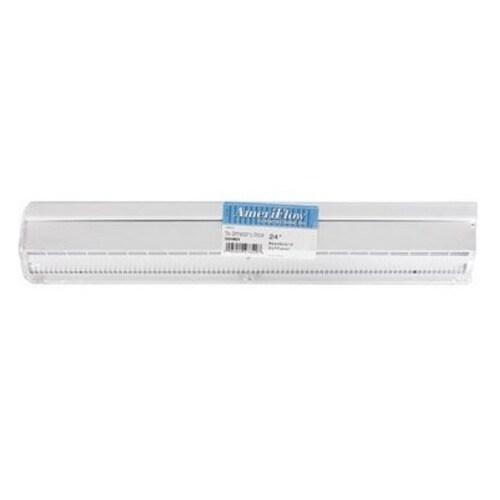 AmeriFlow 3024W24 Baseboard Register, 24