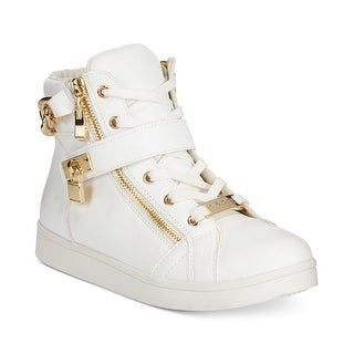 Bebe Womens Kandee High Top Lace Up
