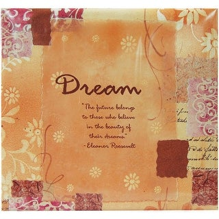 "MBI Inspirations Post Bound Album 12""X12""-Dream"