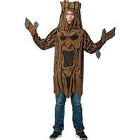 Mens Scary Tree Adult Tunic Costume