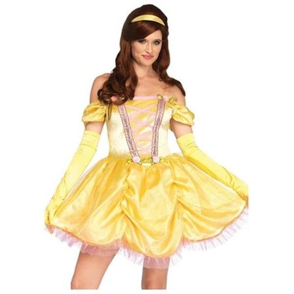 Shop Medium U0026 Large Womens Enchanting Princess Adult Belle Costume,   Free  Shipping Today   Overstock   22953513