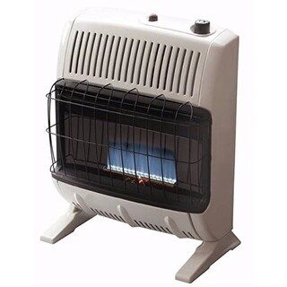 Mr. Heater Vent Free Blue Flame Propane Heater w/ Vent Free Blower Fan