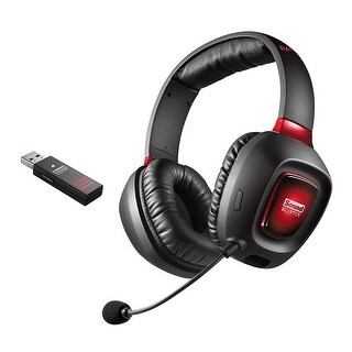 Creative Labs 70Gh022000003 Sound Blaster Tactic3d Rage Wireless V2.0 Gaming Headset