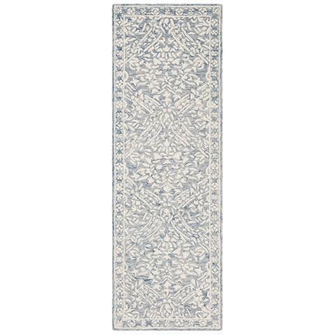Lauren Ralph Lauren Handmade Olivier Floral Wool Rug
