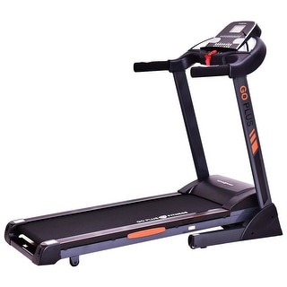 Costway 2.5HP Folding Treadmill Electric Support Motorized Power Running Fitness Machine top product reviews for sportcraft tx 440 treadmill 2184029  at reclaimingppi.co