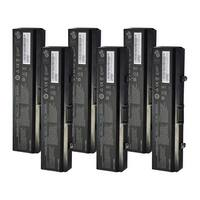Replacement 4400mAh Battery For Dell GP952 / J399N Battery Models (6 Pack)