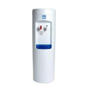 Clover B7B Room Temp & Cold Bottleless Water Cooler with POU and IKF - White