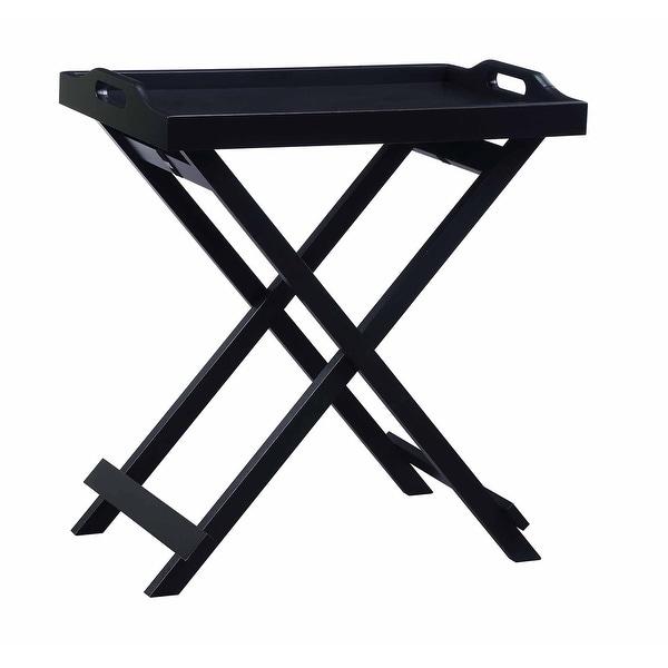 Porch & Den Marais Folding Tray Table. Opens flyout.