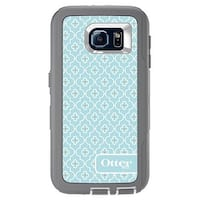 Otterbox Defender Series Case for Samsung Galaxy S6Grey SkyManufacturer Refubished