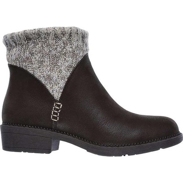 Elm Ankle Boot Chocolate