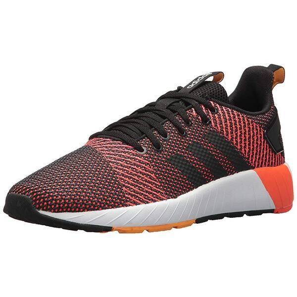 a47613ce88 Shop Adidas Men's Questar Byd Running Shoe, Black/White/Solar Red ...