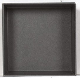 "Chicago Metallic 59953 Professional Square Cake Pan, 9"" x 9"" x 2-1/4"""