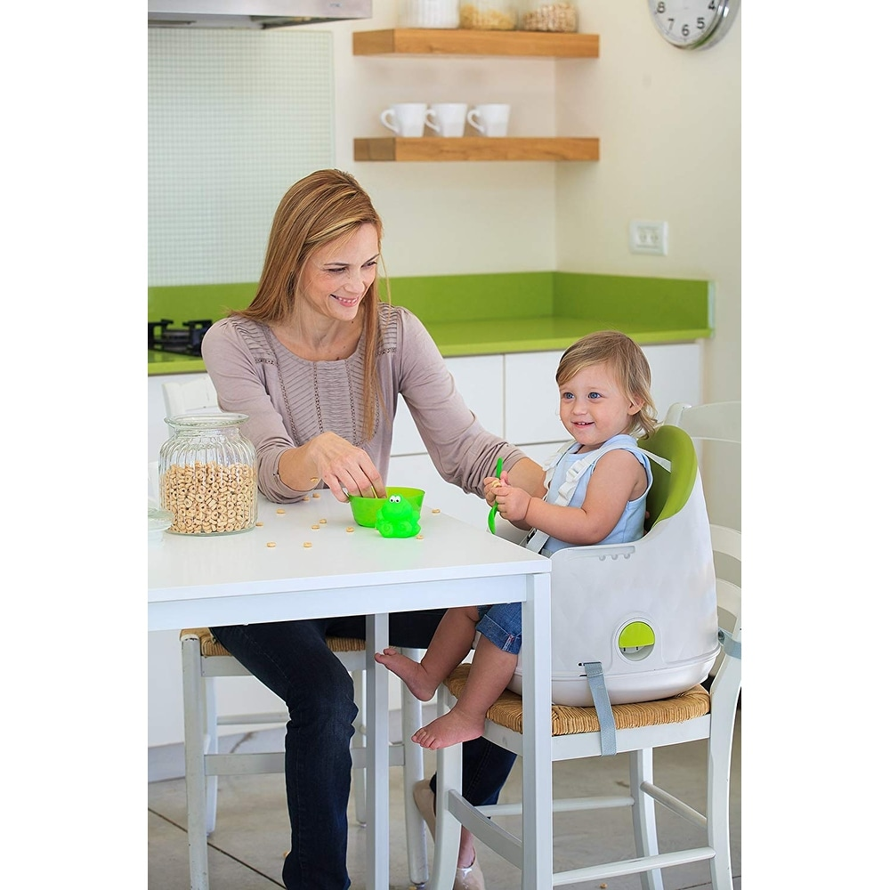 Excellent Keter Multi Dine 3 In 1 High Chair Green 27 56X21 85X22 44 Inches Pabps2019 Chair Design Images Pabps2019Com