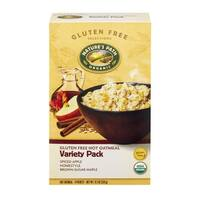 Nature's Path - Gluten Free Oatmeal Variety Pack ( 6 - 11.3 oz boxes)