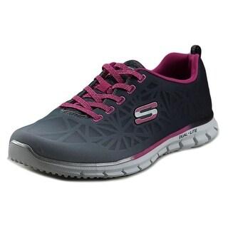 Skechers Glider-Zealous Women Round Toe Synthetic Multi Color Sneakers