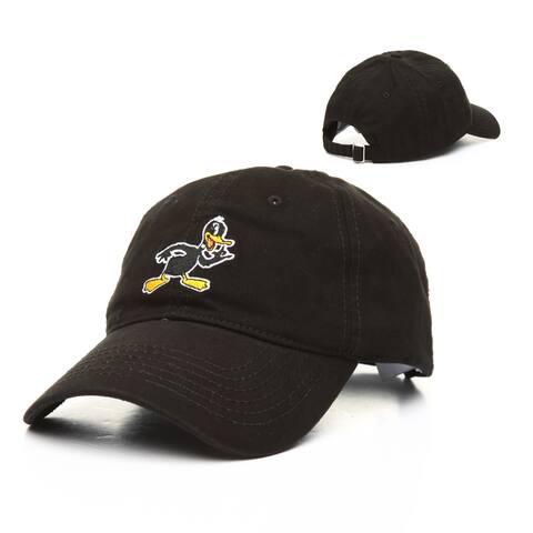 Official Daffy Duck Looney Tunes Men's Baseball Cap Character Black
