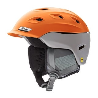 Smith Optics Vantage MIPS Snow Helmet (Matte Halo-Cloudgrey/ Medium) - Cloudgrey