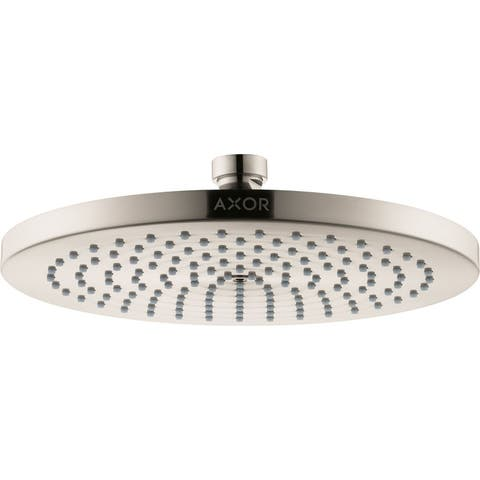 Axor 26071 Starck 1.8 (GPM) Single Function Shower Head - - Chrome