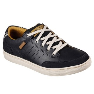 Skechers Men's RELAXED FIT:ELVINO-LEMEN OXFORD Sneaker