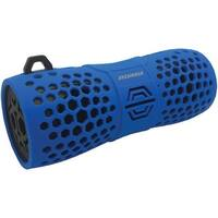 Sylvania Sp332 -Blue Water-Resistant Portable Bluetooth(R) Speaker (Blue)