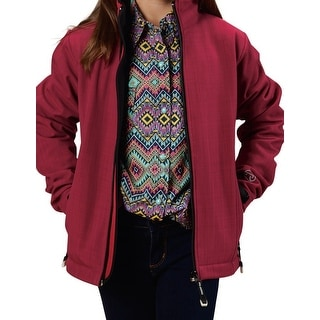 Roper Jacket Girls Outerwear Zipper Long Sleeve 03-298-0780-0653 PI