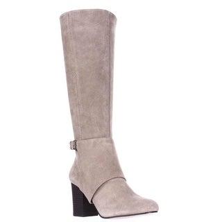 BCBGeneration Denver Knee High Fashion Boots - Taupe