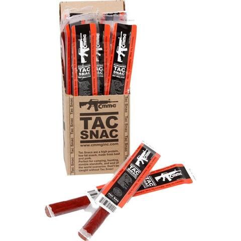 Cmmg 1340147pack cmmg tac snack habanero flavor 12 snack sticks